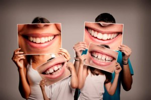 familia sonrisa