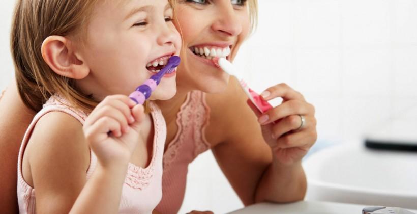 Niños y salud buco-dental